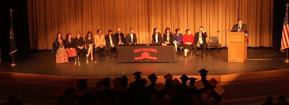 Cooley Class of 2016 Graduation
