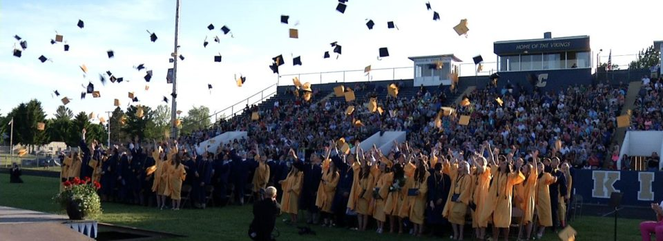 CHS Class of 2017 Graduation