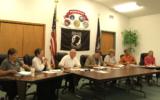 Haring Township Meeting 8-14-17