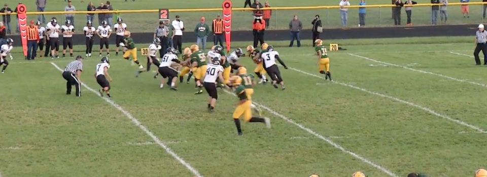 High School Football 10/21/16- Cadillac Vs. T.C. Central