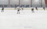 High School Hockey Cadillac Vs. Petoskey-02/10/17