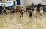 Girls High School BasketBall 01/09/18 Cadillac Vs Ludington