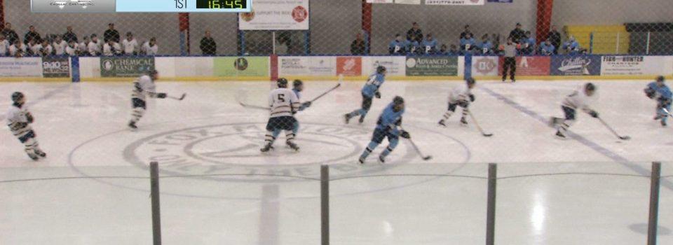 High Hockey 01/12/18 Cadillac vs Petoskey